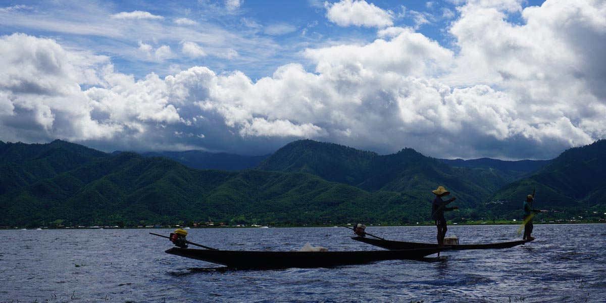 Visit Inle Lake in Shan State